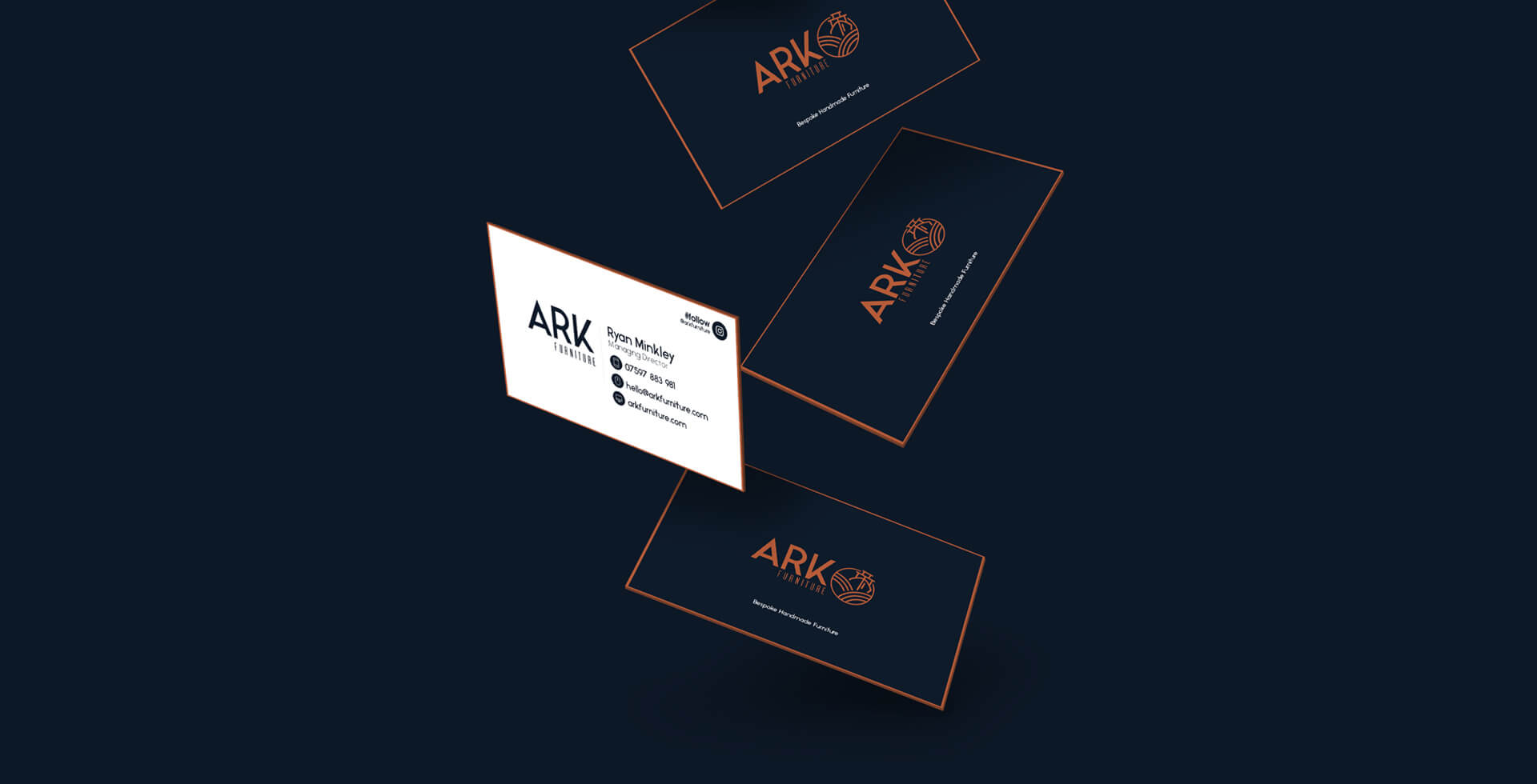 Ark Business Cards