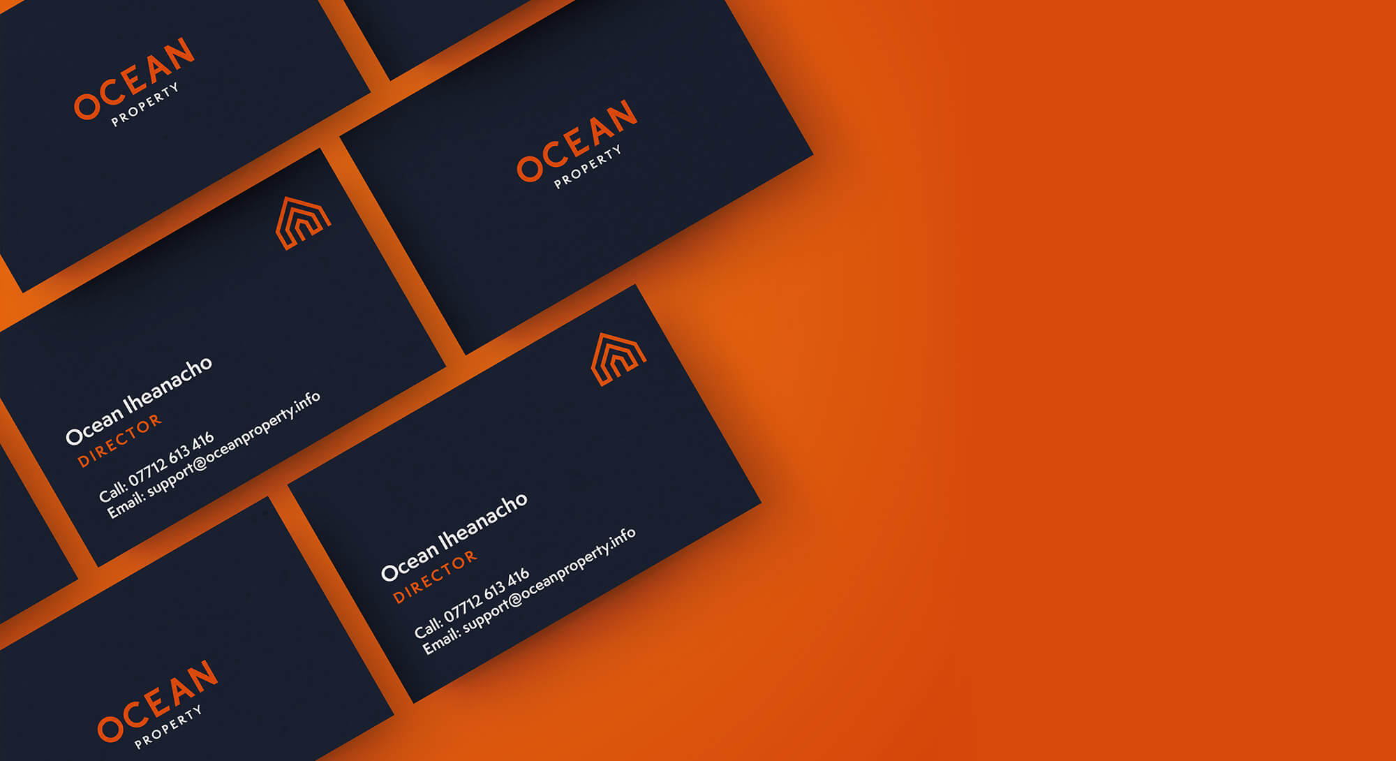 OP Business Cards
