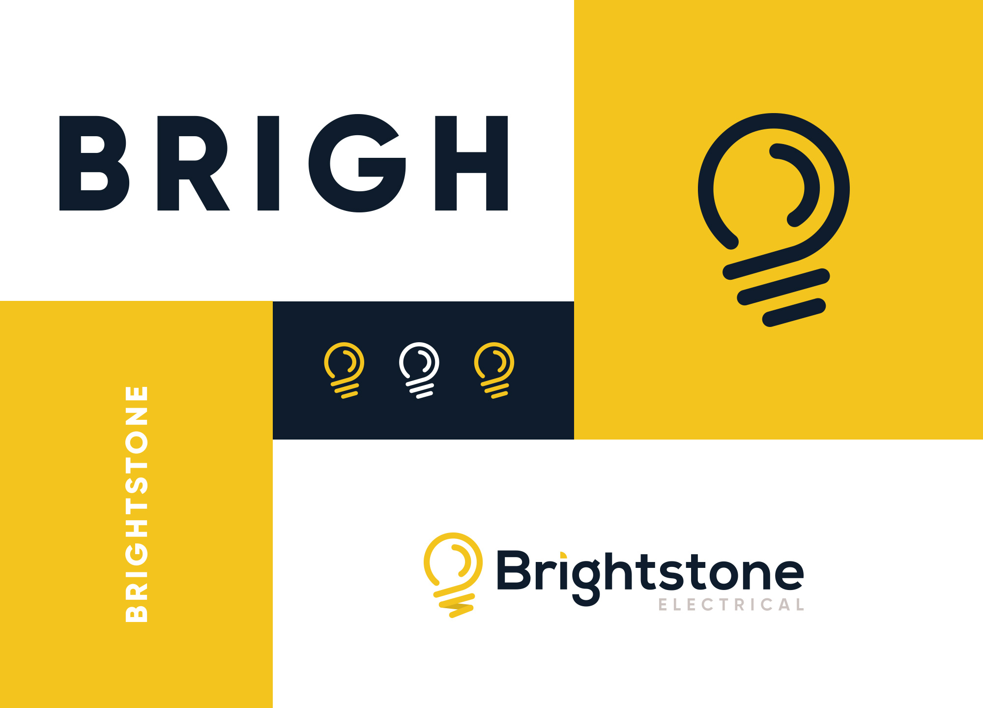 Brightstone Electrical Branding